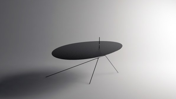 Truthfully, This Probably Would Only Look Good In An Ultra Modern  Apartment, But I Sort Of Love It. It Looks Like A Zoolander Joke: U201cWhat Is  This, A Table ...
