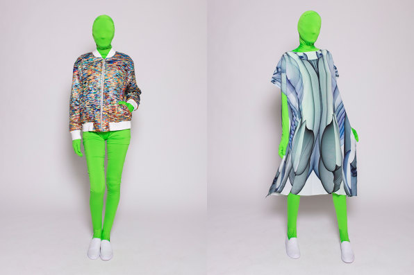 You Can Now Code Your Own Clothes With Processing