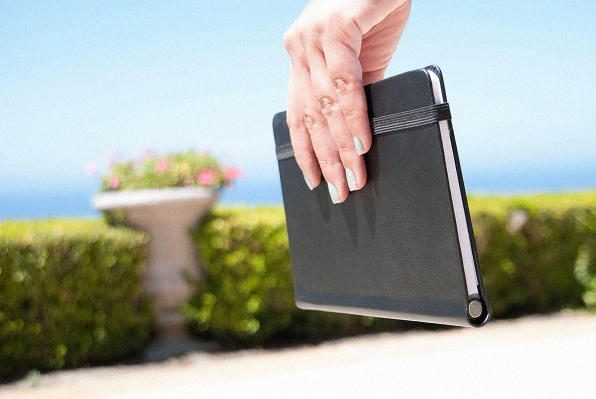This Innovative Notebook Is Like Magsafe For Moleskines
