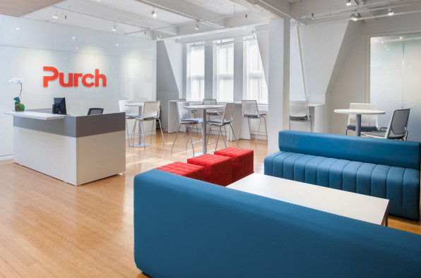 designing office space. Photo: Peter Dressel Designing Office Space