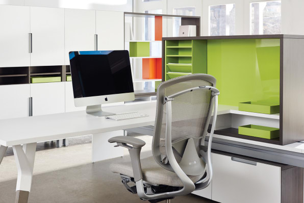 coolest office supplies. Photo: Courtesy Of Teknion Coolest Office Supplies