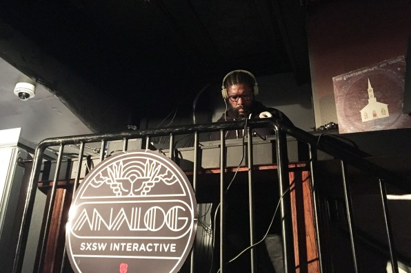 Why american greetings had questlove spin vinyl in a room full of type questlovephoto dan solomon m4hsunfo