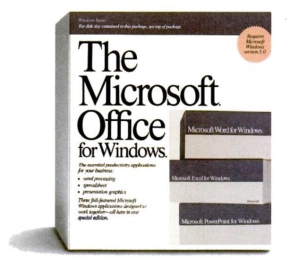 brown microsoft office