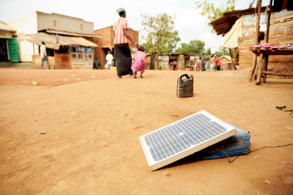 In Off Grid Regions Cheap Solar Kits Could Spread As