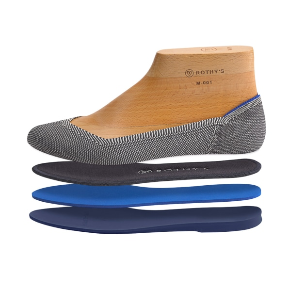 In Total The Shoe Only Uses Three Materials Upper Is Made Entirely From Recycled Water Bottle Filament As Insole Which Attached To A
