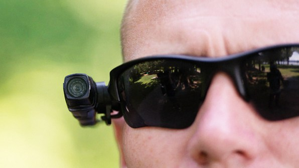 Police Body Cameras Will Do More Than Just Record You