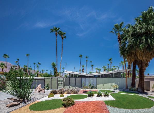 darren bradley - Mid Century Modern Homes Landscaping