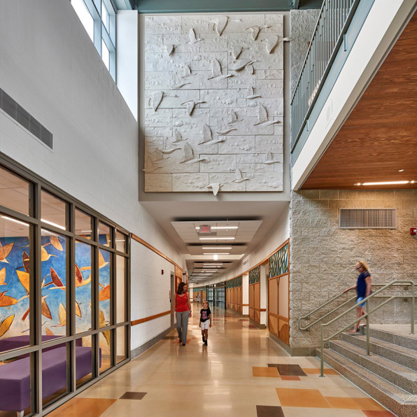 The School An Entire Town Designed Rebuilding Sandy Hook Elementary