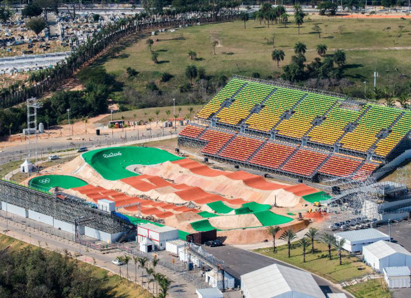 Here S How Rio S Olympic Venues Actually Turned Out