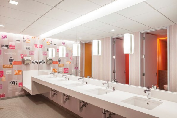 How Architects Are Fighting For GenderNeutral Bathrooms - All gender bathroom sign for bathroom decor ideas