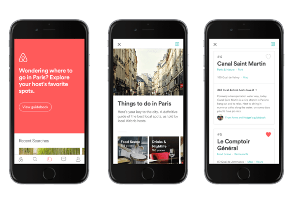 Airbnb | 7 Apps You Love Built with React Native | 41studio ruby on rails development company