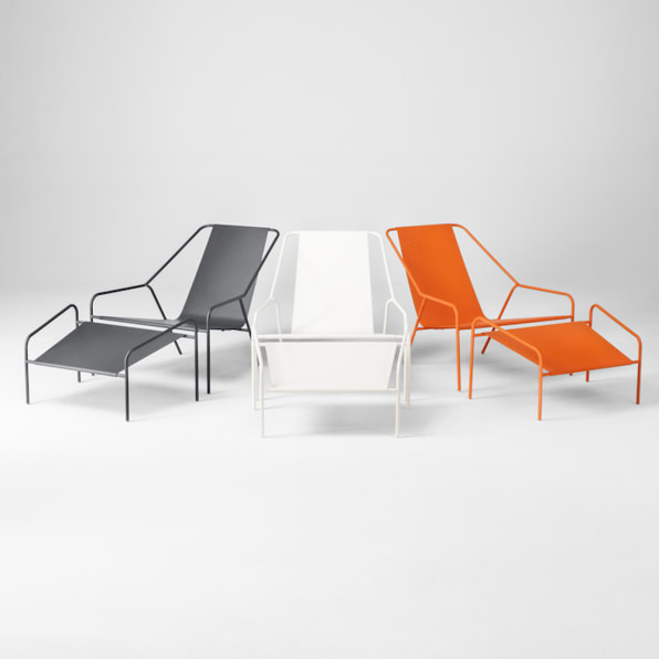 media company to a design and technology brand that is connecting the  modern world   Dwell president and CEO Michela O Connor Abrams said over  email. New From Target And Dwell  Chic  Modern Furniture For  400 Or Less
