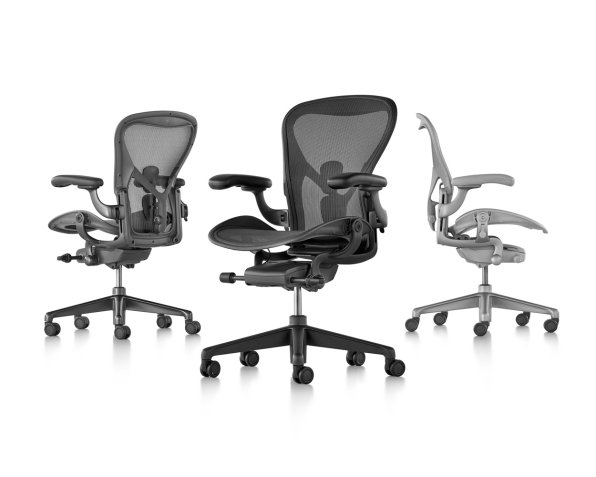 Nice  Herman Miller says ucAs we looked at the product we thought the iconic status of the chair should remain but there was also a way to move the fort