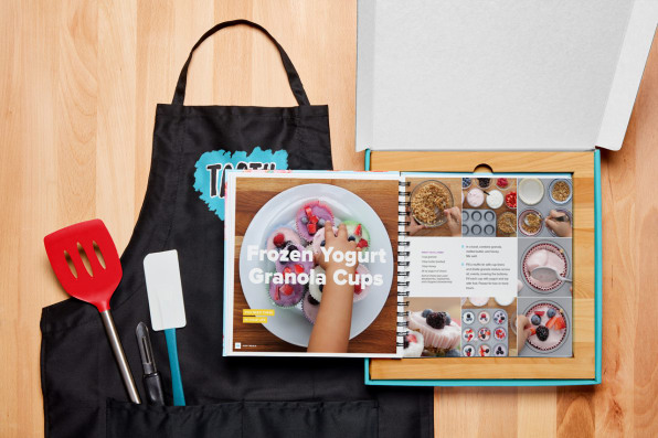 How buzzfeed turned its viral cooking site into a viral cookbook instead it released a book that could be customized more than 100000 different ways tasty the cookbook available now for 35 is printed on demand to forumfinder Choice Image