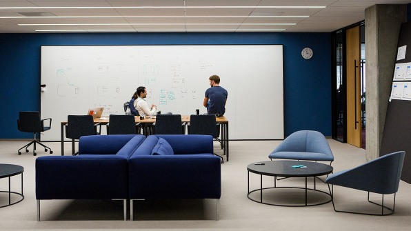 office design grows up