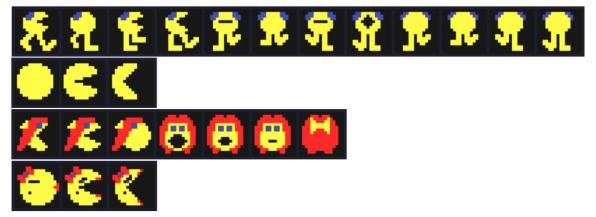 Pacman Pretzel 73926 Trendnet
