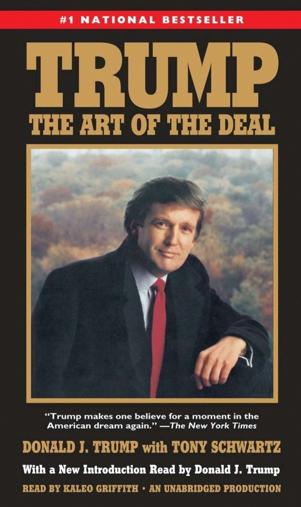"The Art Of The Deal Quotes Entrancing I Call It Truthful Hyperbole"" The Most Popular Quotes From Trump's """