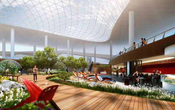 The Airport Of The Future Is About More Than Takeoff And Landing