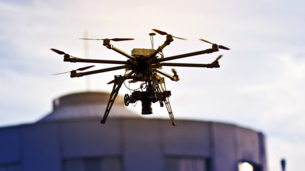 Could Drones Help Apple Maps Catch Up To Google Maps - Drone maps google
