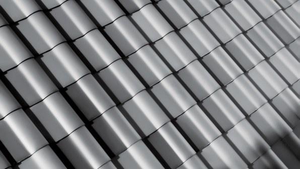 terra cotta solar roof tiles po courtesy of tesla