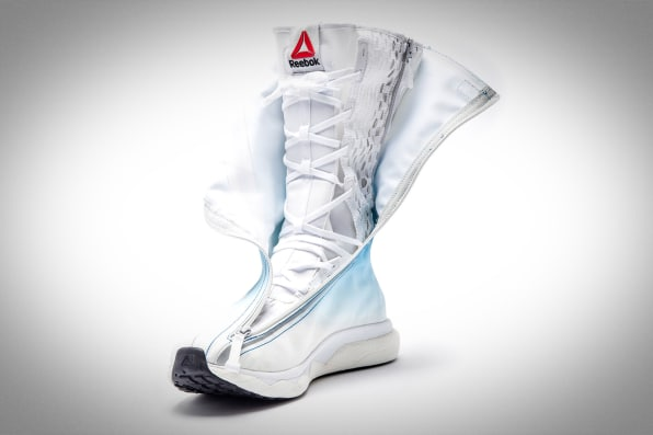 Work it how reebok adidas and y 3 will dress future for Space suit fabric