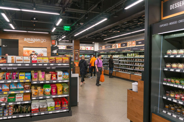 Checking Out Amazon Go, The First No-Checkout Convenience Store