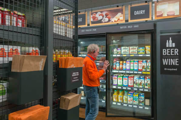 Fast Food Convenience Stores