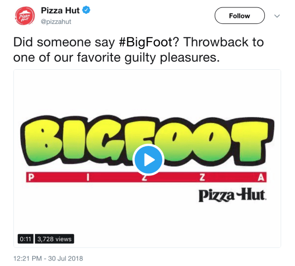 "Denver Shooting July 2018: Note To Pizza Hut: Please Check Why ""Bigfoot"" Is Trending"