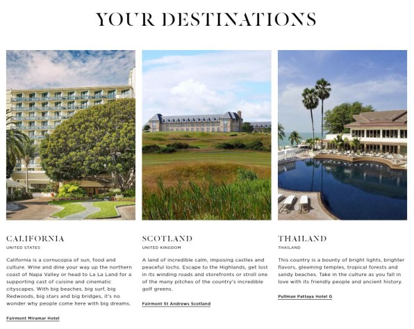 This hotel chain is using biometric data to find you the perfect vacation spot