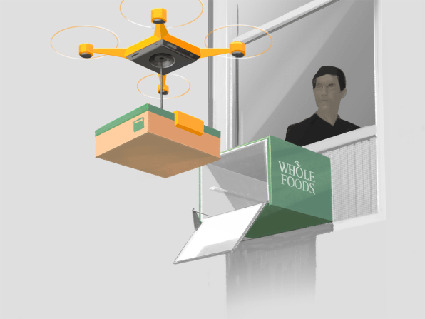 A Wild Vision Of The Future Run By Amazon And Whole Foods