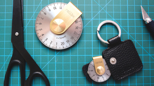 This pocket sized measuring tool is simple genius for Room measurement tool