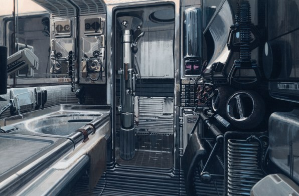 How Blade Runner Artist Syd Mead Designed Las Vegas Of 2049