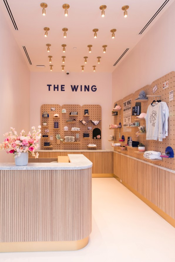 The Wing, The Exclusive Women-Only Social Club, Now Has A Store