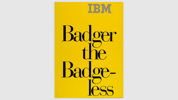 A S Design the radical in house design program that shaped ibm