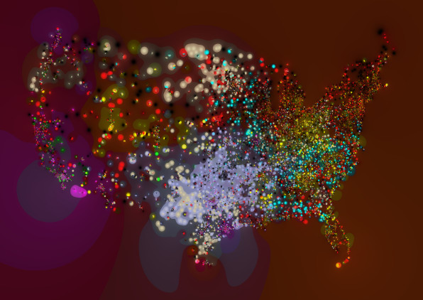 Infographic: Mapping America's Fast Food Regions