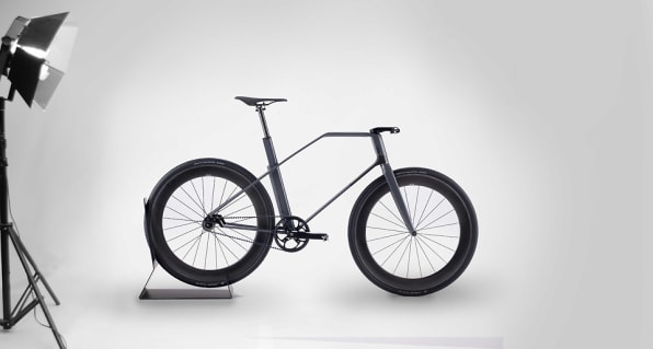 A $32,000 Carbon-Fiber Fixed-Gear Bike, Designed By A Formula 1 Firm