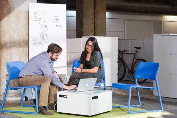 Office Furniture Designed To Spark Inspiring, Random Encounters