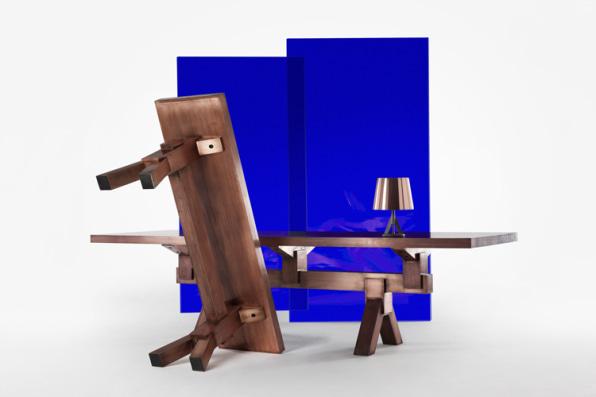 Tom Dixon's New Line Of Massive, Monolithic Furniture