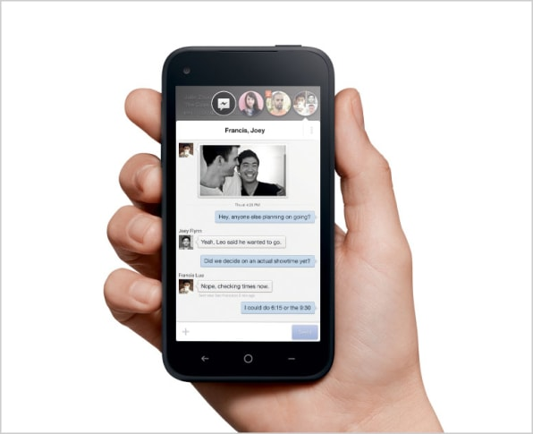 Facebook Home Breaks The Fourth Wall Of Mobile Design