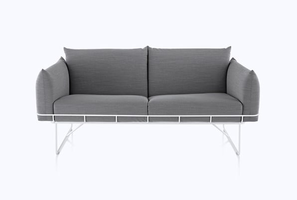 A Herman Miller Couch For Easy Sitting (And Easy Moving)
