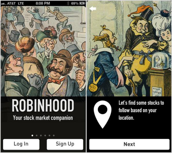 Robinhood Taps Social Networks For Stock Tips