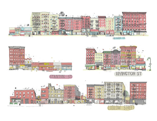 An Artist Attempts To Draw All The Buildings In New York