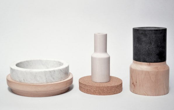 Modular Tableware Inspired By Kids' Building Blocks