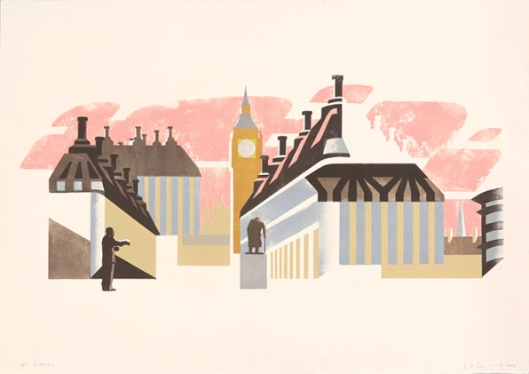 8 Abstract Views Of London's Ever-Changing Skyline