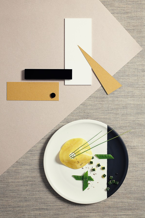 Classic Bauhaus Designs, Reimagined In Food