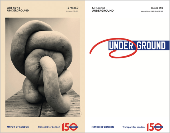 15 Artists Celebrate 150 Years Of The London Underground