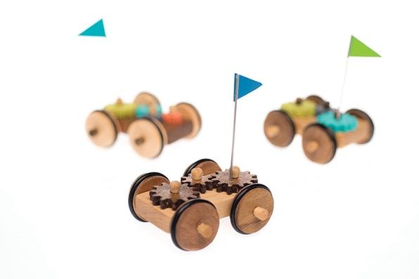 Students Design 22 Playful Wooden Toys For Kids