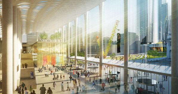 4 Top Architecture Firms Reimagine Penn Station