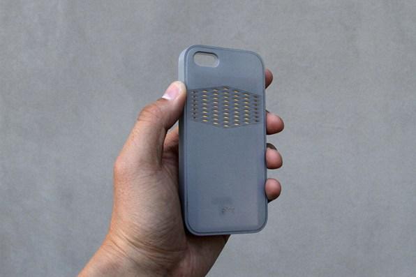 pretty nice 57f9b 4eb85 A Stylish iPhone Case That Shields You From Harmful Radiation