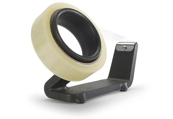 A Tape Dispenser Designed For One-Handed Use